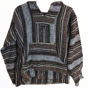 Authentic Mexican Baja Hooded sweater